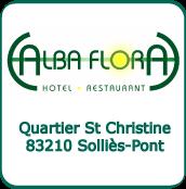 Logo de Alba Flora